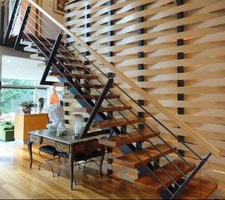 Fotos de escaleras mayo 2013 - Muros decorativos para interiores ...
