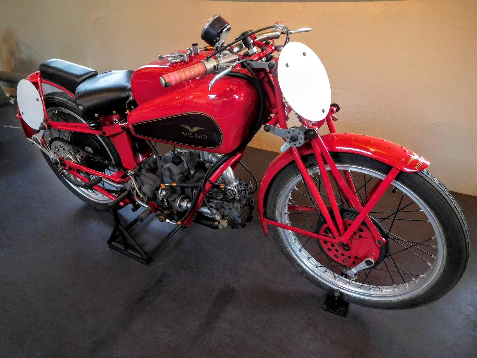 NYDucati: 1939-49 Moto Guzzi Albatros 2