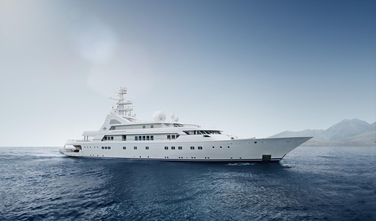 Megayacht GOLDEN ODYSSEY II