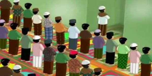 lafadz niat shalat tarawih lengkap arab latin dan artinya