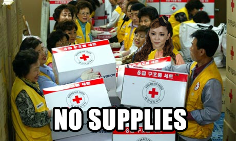 It's no supplies | randomjpop.blogspot.co.uk