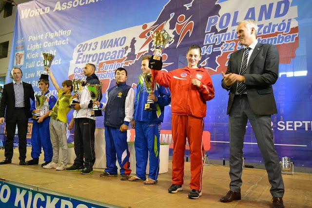 Kinga Szlachcic, kickboxing, sporty walki, treningi, Zielona Góra