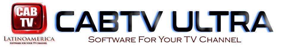 Cabtv Ultra Software Automatizador de TV