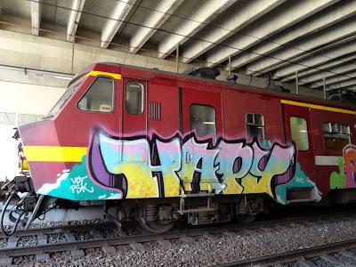 hapy graffiti