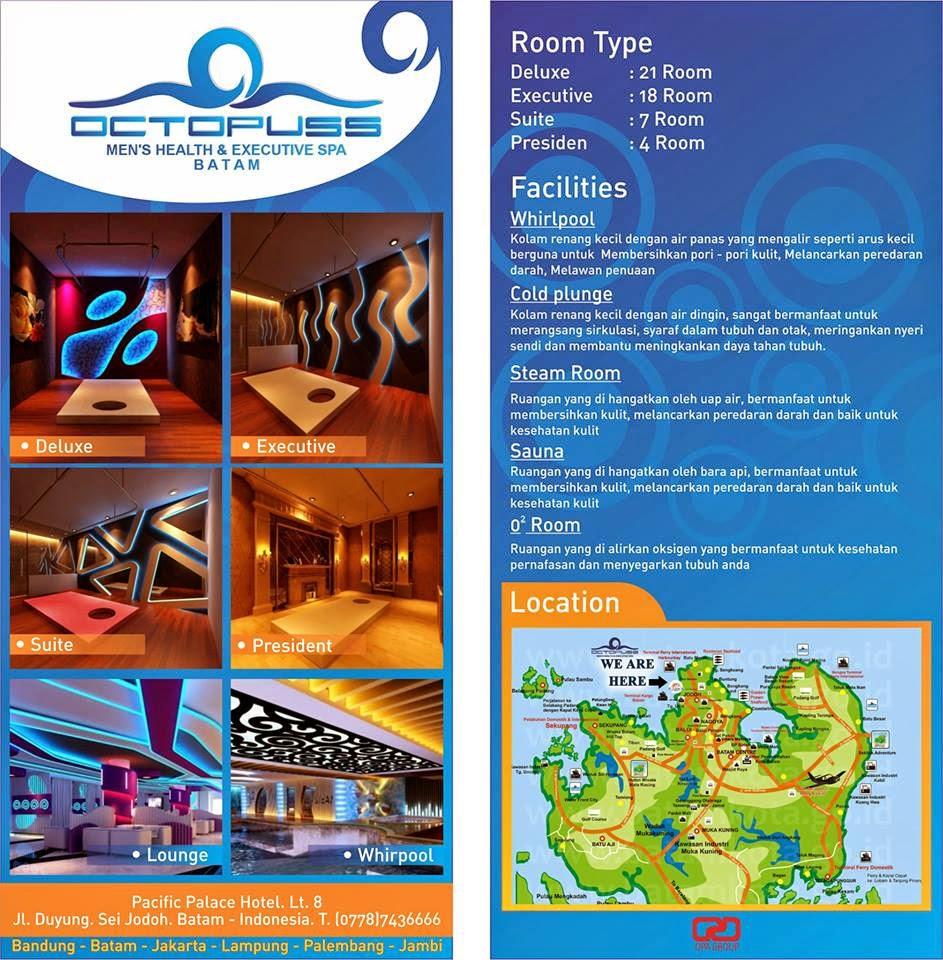 Octopuss Mens Health And Executive Spa Batam Harga dan