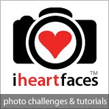 I Heart Faces Photo Challenge