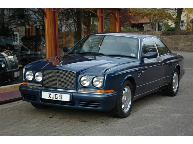 Sultan of Brunei Bentley Continental R
