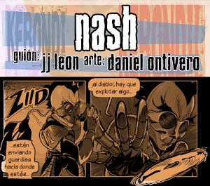 """""""NASH"""" JJ Leon / Daniel Ontivero."""