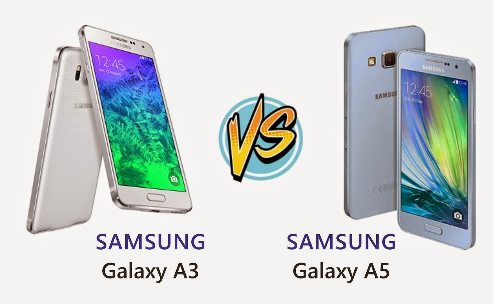 Samsung Galaxy A3 vs Galaxy A5 – Which One's Better for You?