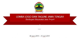 Lomba Logo Dan Tagline Jawa Tengah 2015