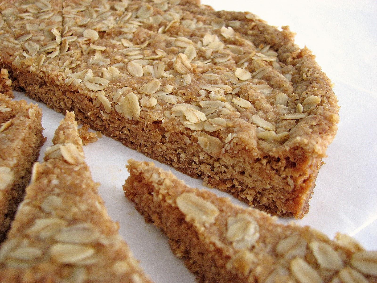 :pastry studio: Oatmeal Shortbread