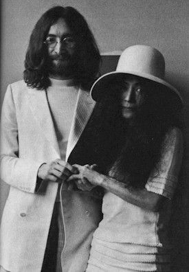 John & Yoko Married in Gibraltar 1969