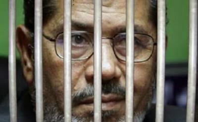 حبس مرسي