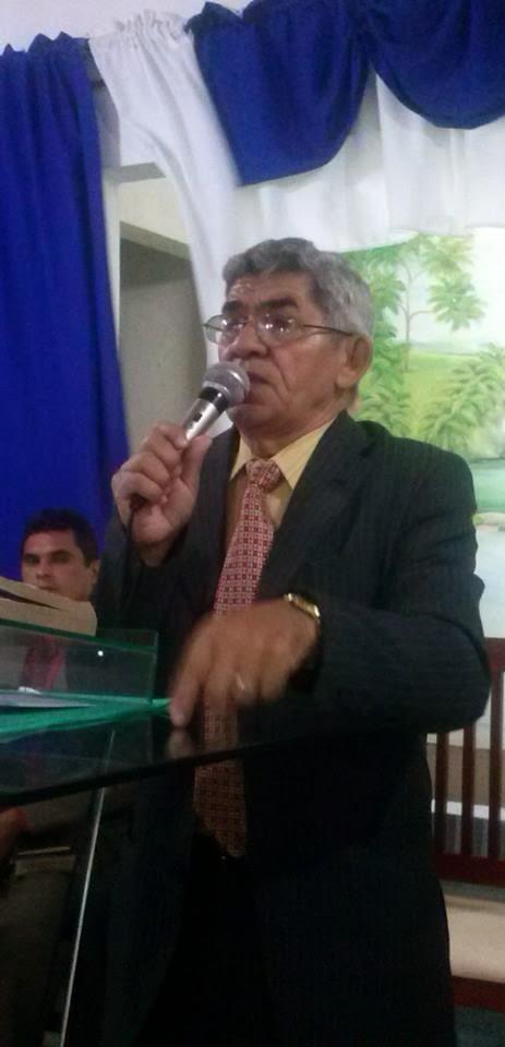 Pr. Antonio Almeida