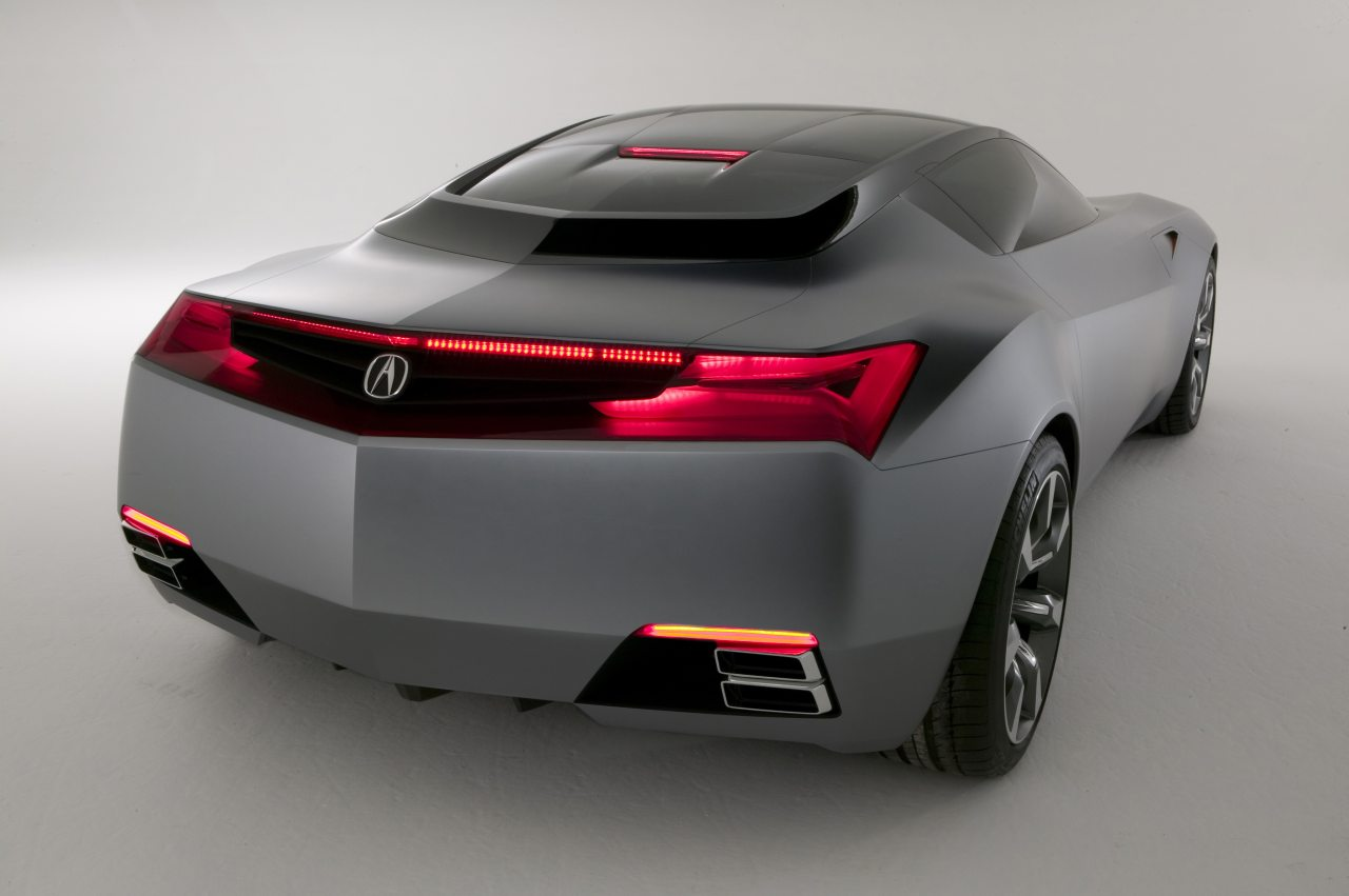 Acura Exotic Car >> New Cars - Fast Cars Gallery
