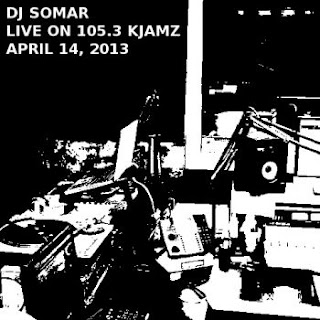 dj somaR - Live On 105 K-JAMZ