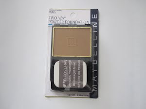 MAYBELLINE TWO WAY POWDER FOUNDATION