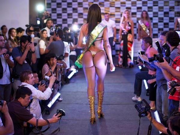 Miss Bumbum 2013 ya tiene ganadora