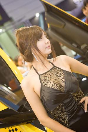 Ryu Ji Hye, Seoul Auto Salon 2011 (06)