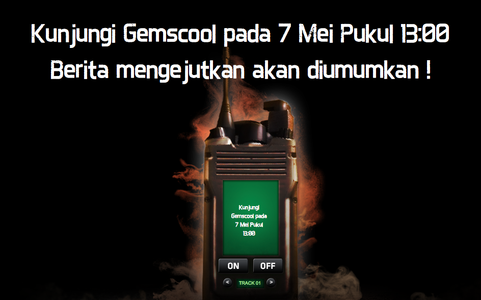 Informasi Ada Apa Dengan Gemscool - 7 Mei 2015?
