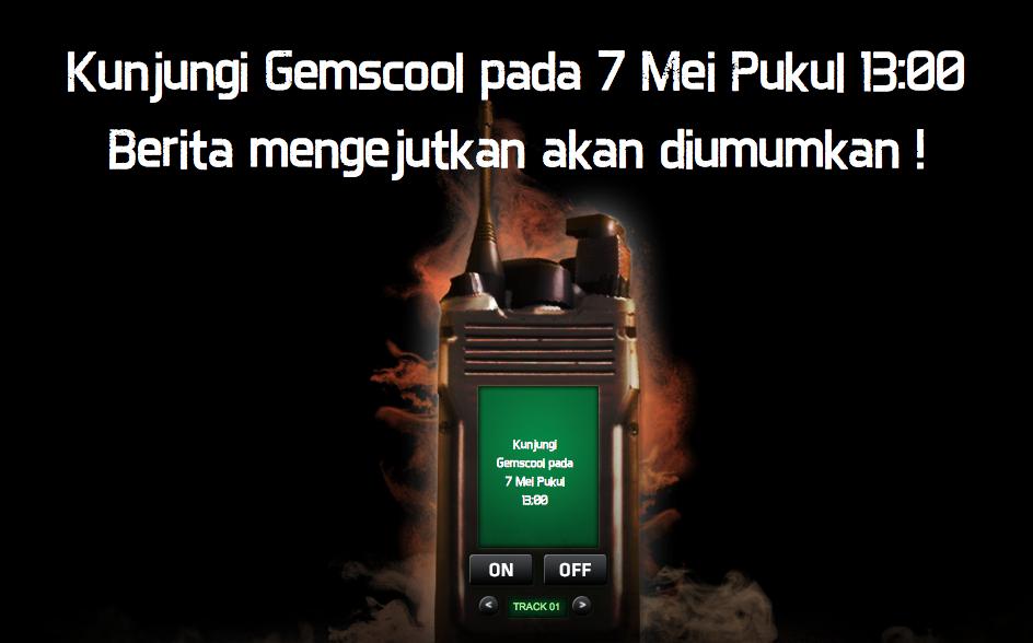 Ada Apa Dengan Gemscool - 7 Mei 2015?