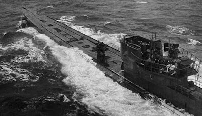 "Kapal Perang NAZI ""U Boat"" Tenggelam di Laut Jawa www.guntara.com"