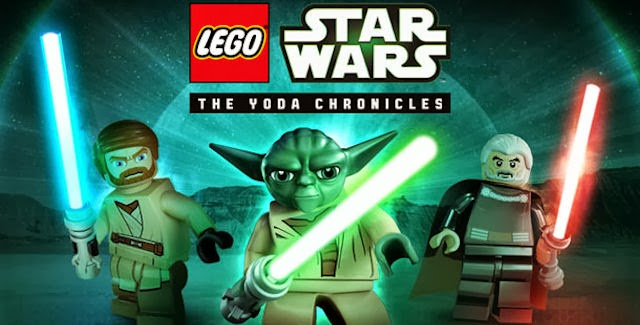 Lego Star Wars FREE Game - The Yoda Chronicles