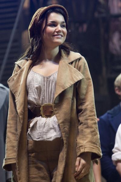 Eponine, Les Misérables
