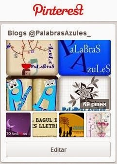 Pinterest con Blogs de Autor@s