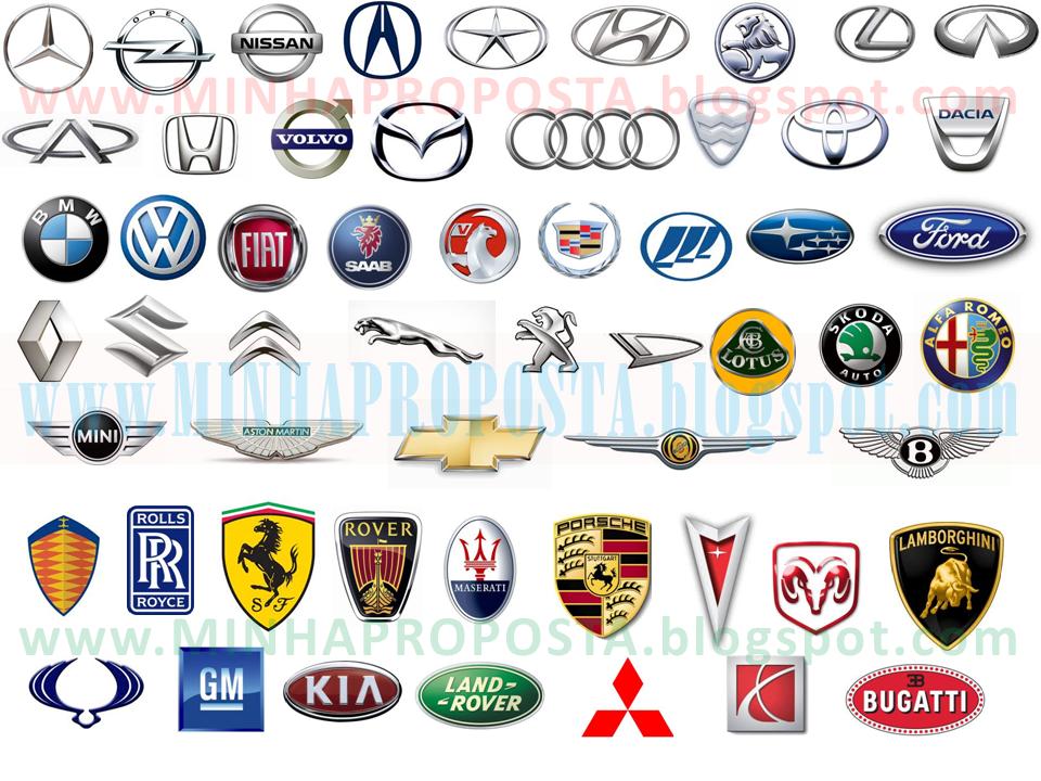 Marcas de carros americanos imagui for Marcas de coches