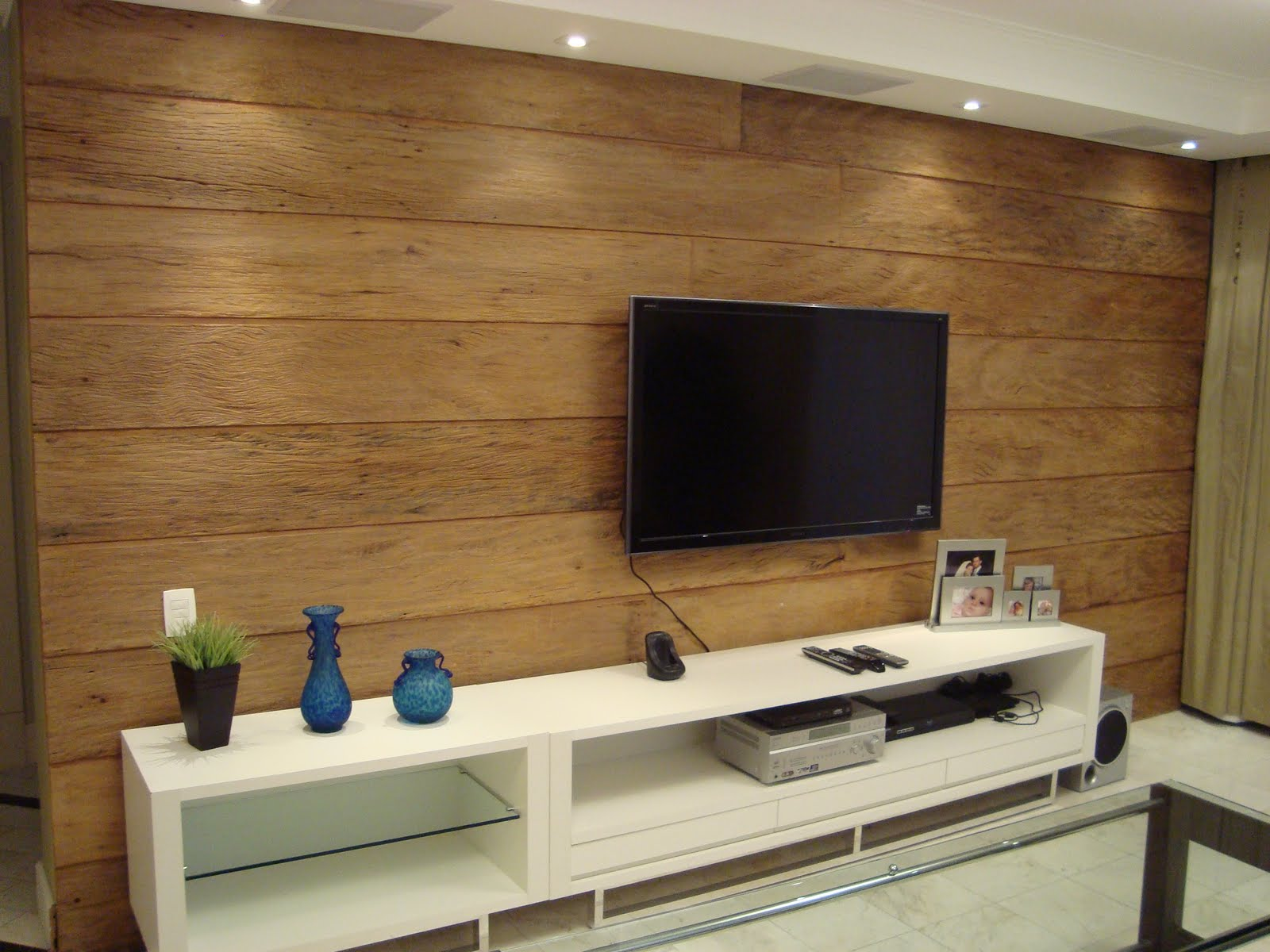 Pallet Home Theater