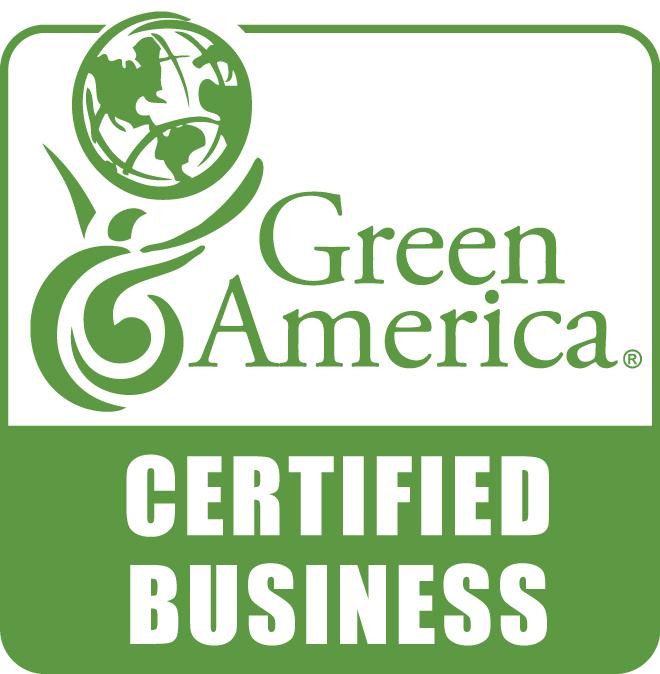 Green America Certified