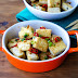 Pan-Fried Black Pepper Tofu