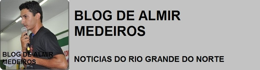 BLOG DE ALMIR MEDEIROS
