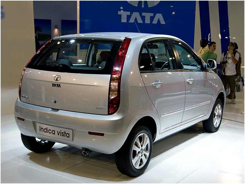 Tata Indica Vista Specifications, Price & Photo Gallery ...
