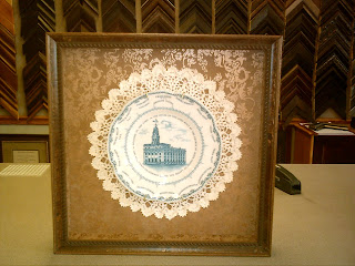 Shadow Box Plate. Posted By Four Sisters Furniture ...