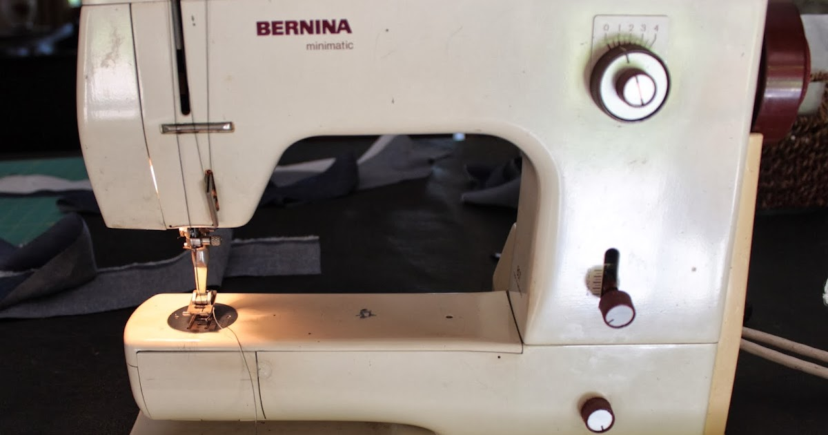 I Kidnapped A Bernina Best Bernina 807 Sewing Machine