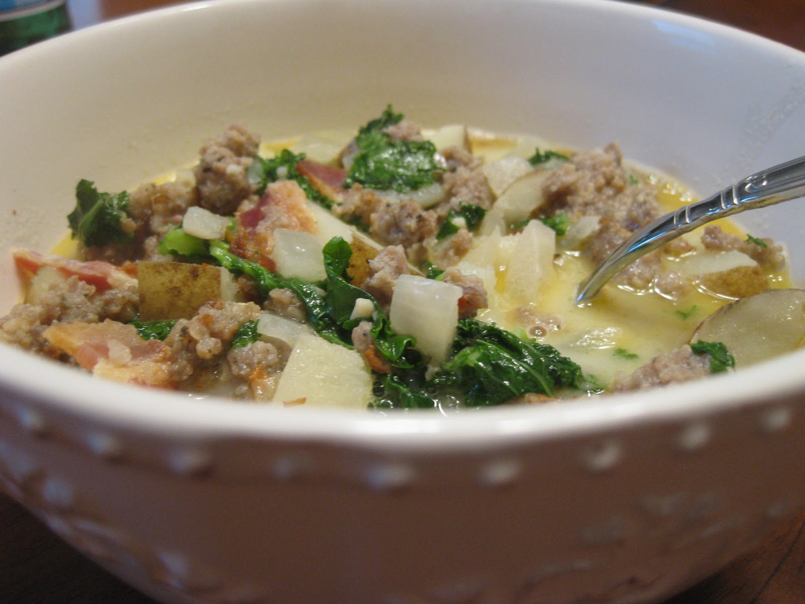 Let's Abra-Ka-Do This: Zuppa Toscana Soup {Olive Garden ...