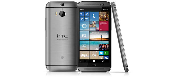 HTC One M8 for Windows (AT&T)