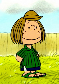 Peppermint Patty, Charlie