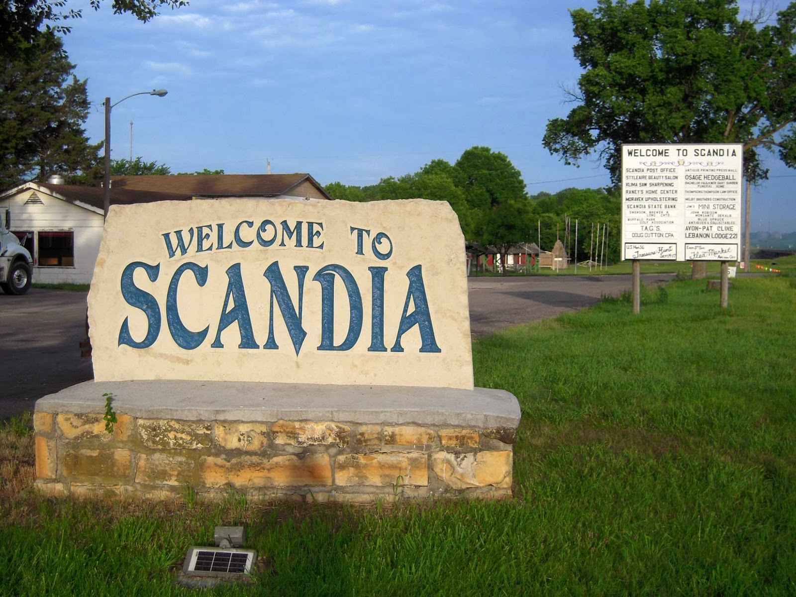Kansas republic county agenda - Volunteers Needed To Expand Housing In Scandia Courtland