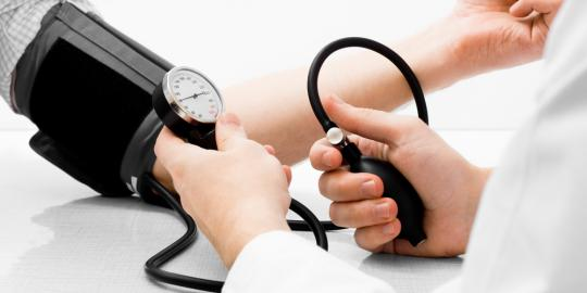 Cara Ampuh Tangkal Tekanan Darah Tinggi