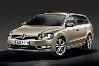 Volkswagen Passat Executive Style Estate (2014) Front Side
