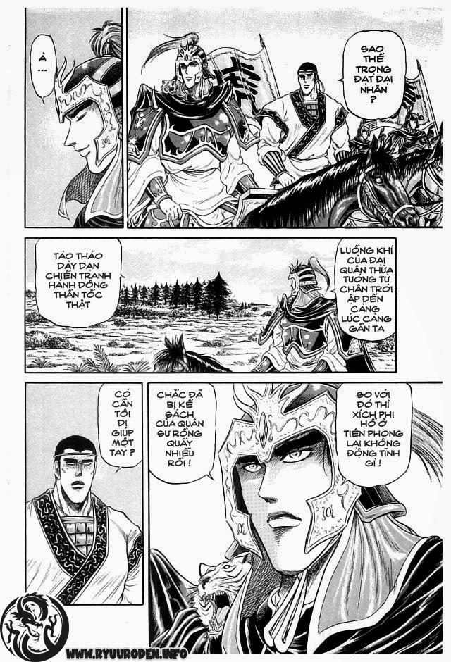 Chú Bé Rồng - Ryuuroden chap 18 - Trang 32
