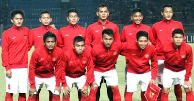 FOTO WALLPAPER TIMNAS INDONESIA U-19