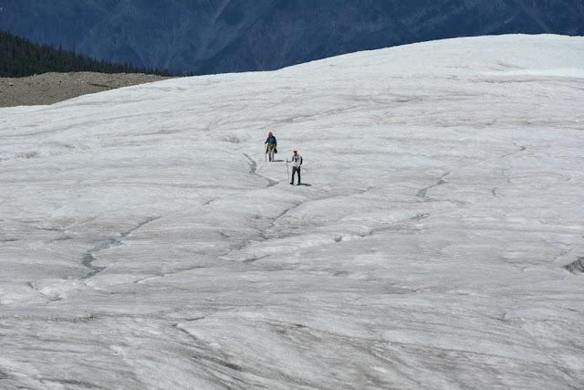Kennicott Glacier ice hiking
