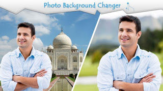 Aplikasi Edit Foto Photo Background Changer/Erase