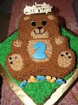 3D CAKE-BEAR
