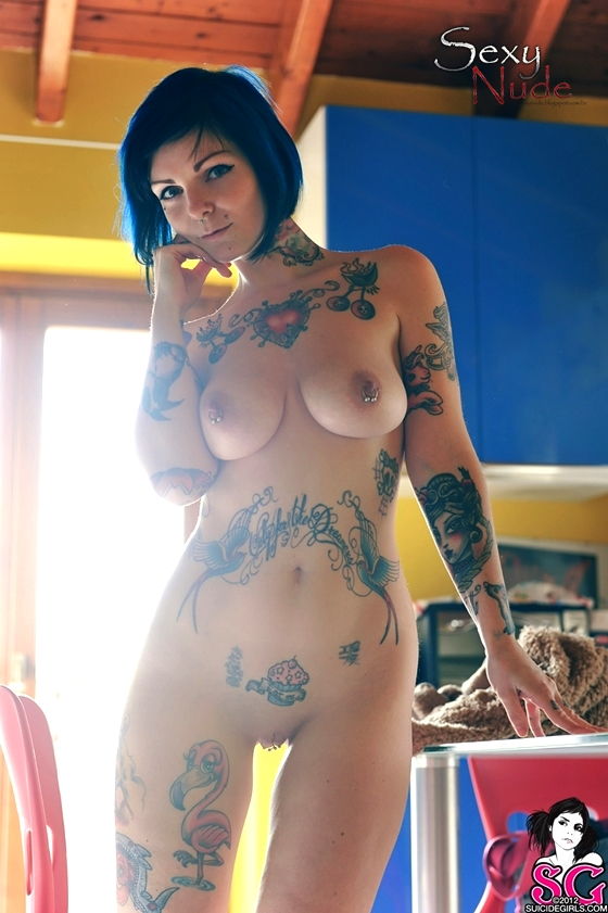 naked suicide girls