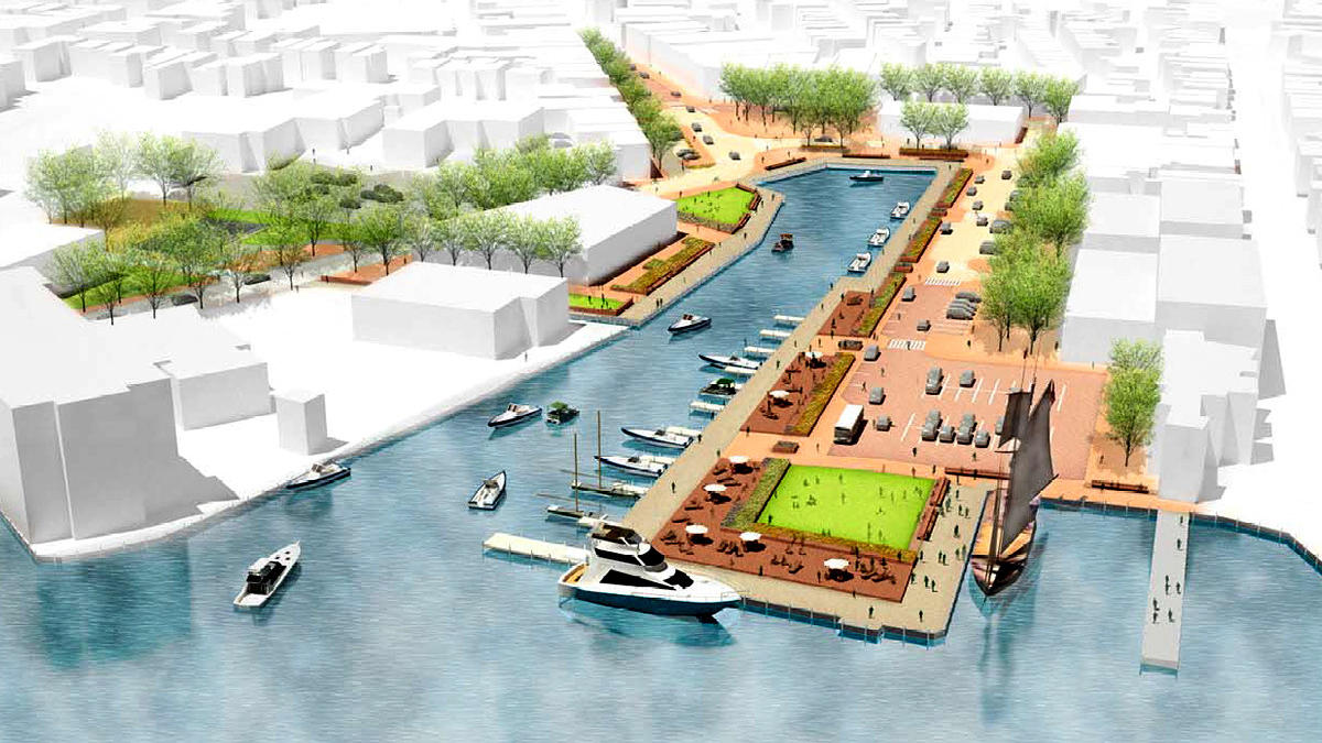 Rebuilding Place in the Urban Space: Visions of Annapolis series in ...